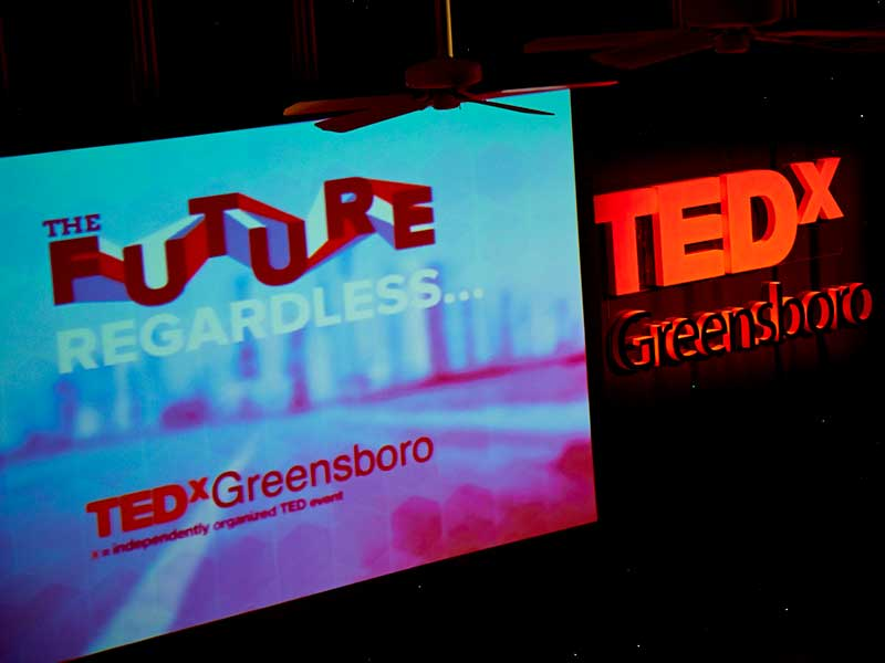 TEDxGreensboro 2014 - The Future, Regardless