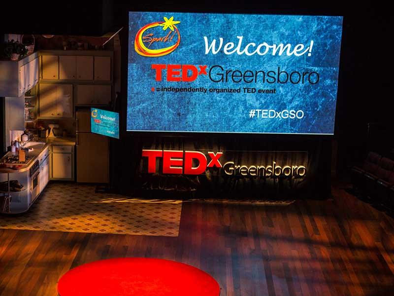 TEDxGreensboro 2015 - Spark!