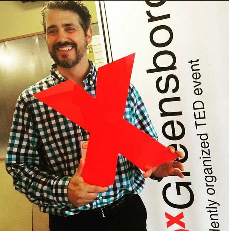 TEDxGreensboro 2015 SPARK!