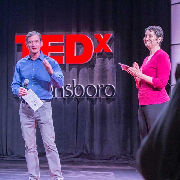 TEDxGreensboro 2017 Momentum