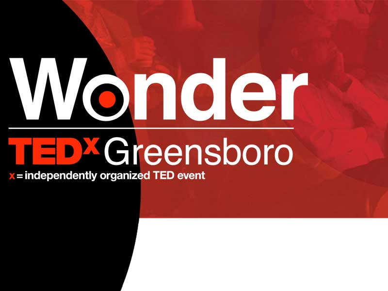TEDxGreensboro 2018 Wonder