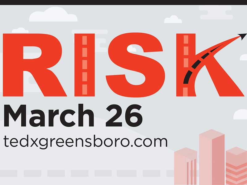 TEDxGreensboro 2020 RISK
