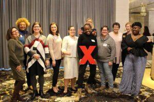 TEDxGreensboro TEDWomen 2019 Table Hosts